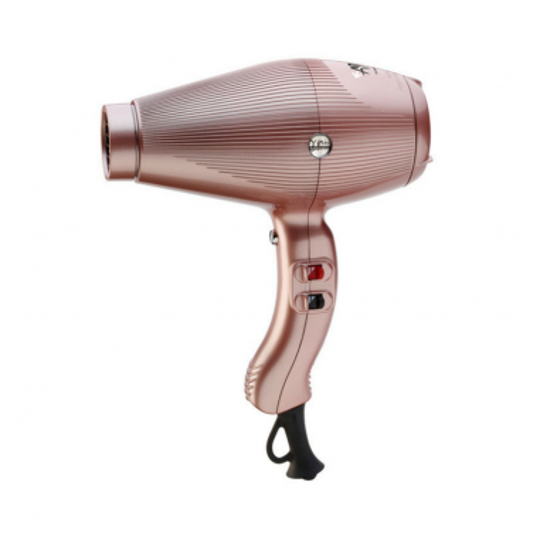 Secador Aria rosa dorado 2200W Gamma Piu