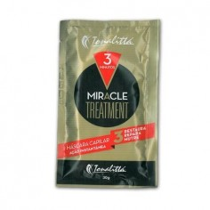 Tratamiento Capilar Miracle Treatment Ativare 30 g -Mascarillas para el pelo -Ativare