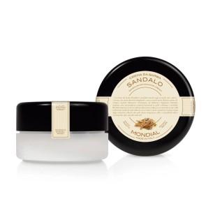 Crema de afeitar sándalo Mondial 150ml