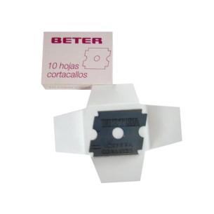 Hoja Cortacallos BETER -Utensilios y accesorios de manicura y pedicura -Beter