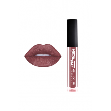 Elixir Lip Gloss Metal Nº428 -Labios -Elixir Make Up