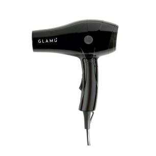 Secador viaje plegable Glamu Negro Giubra -Secadores de pelo -Giubra