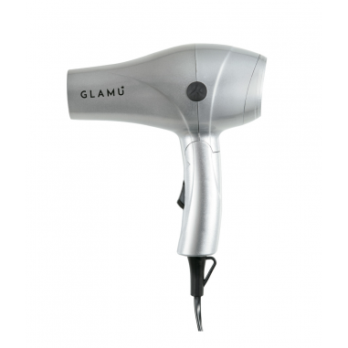 Secador viaje plegable Glamu Plata Giubra -Secadores de pelo -Giubra