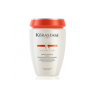 Bain Satin 2 Kerastase Shampoo 250ml -Shampoos -Kerastase