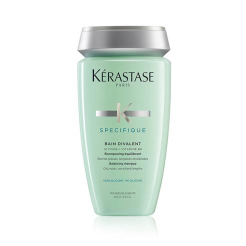 I tried anti-grease Bain Divalent Kérastase 250ml -Hair and scalp treatments -Kerastase