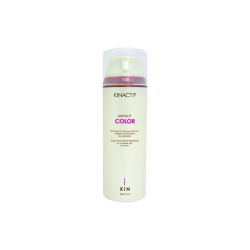 Extrato de cor Kinactif 150ml -Tratamentos de cabelo e couro cabeludo -Kin Cosmetics