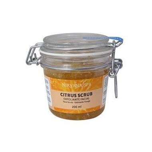 Exfoliante facial citrus 200 ml Nirvana