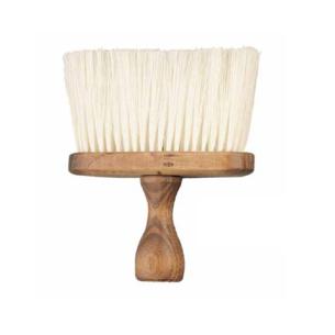 Cepillo barbero madera