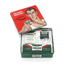 Vintage Gino Shaved Proraso Case -Barbershop product packs -Proraso