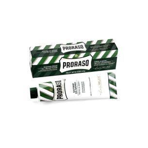 Crema de afeitar Mentol 150ml Proraso -Barba y bigote -Proraso