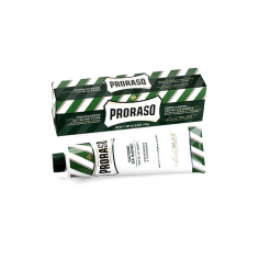 Proraso Menthol shaving cream 150ml -Beard and mustache -Proraso
