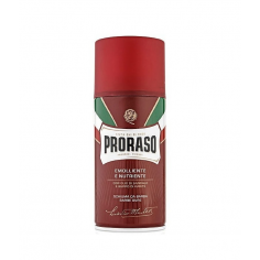 Proraso Sandalwood Shaving Foam 300ml -Beard and mustache -Proraso