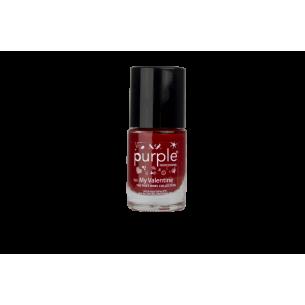 Purple No. 25 My Valentine Enamel -Nail polish -Purple Professional