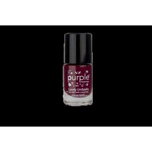 Esmalte Purple Nº27 Lovely Umbrella -Esmaltes de uñas -Purple Professional