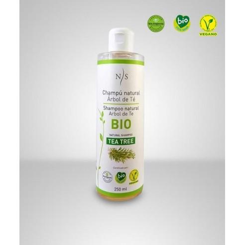 Champú Árbol de Té Bio 250 ml Nirvana