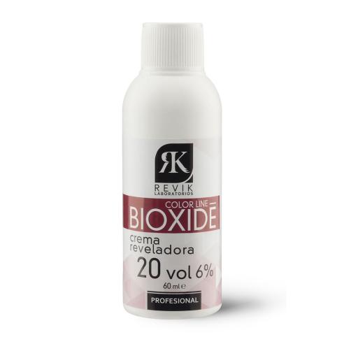 Oxigenada en crema 20V 60ml Revik -Oxidantes -Revik