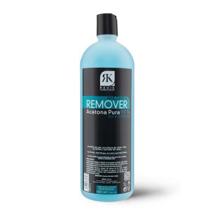 Acetona pura REMOVER 99% Revik 1L -Tratamentos de unhas e removedores de esmalte -Revik