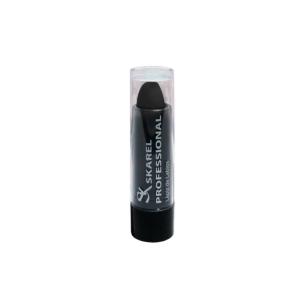 Barra de labios color Negro
