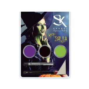 Kit de Maquillaje de Bruja -Fantasía y FX -Skarel