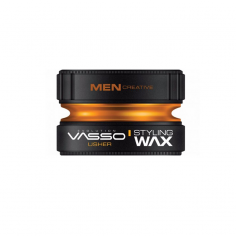Usher Vasso Wax 150ml -Styling products -Vasso