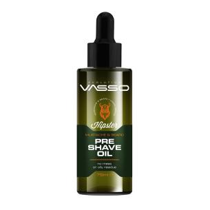 Vasso Beard & Mustache Pre Shave Oil 75ml -Beard and mustache -Vasso