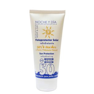 Crema Solar Rehidratante FPS50 200ml