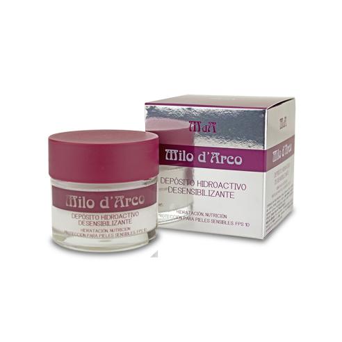 Depósito hidroactivo desensibilizante Milo D'Arco -Cremas y serums -Milo D'Arco