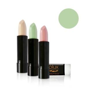 Corrective Stick 3 Verde -Face -Evolux Make Up
