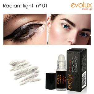 Iluminador cara y cuerpo Radiant Light Evolux Nº1
