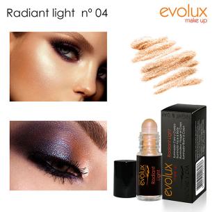 Iluminador cara y cuerpo Radiant Light Evolux Nº4