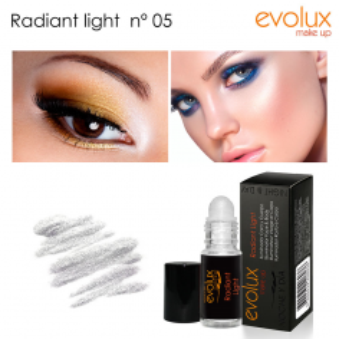 Iluminador cara y cuerpo Radiant Light Evolux Nº5