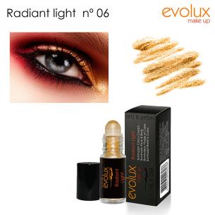 Iluminador cara y cuerpo Radiant Light Evolux Nº6