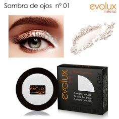 Sombra de ojos Evolux Nº1 -Eyes -Evolux Make Up