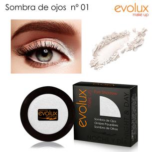Sombra de ojos Evolux Nº1 -Ojos -Evolux Make Up