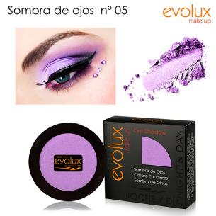Sombra de ojos Evolux Nº5 -Eyes -Evolux Make Up