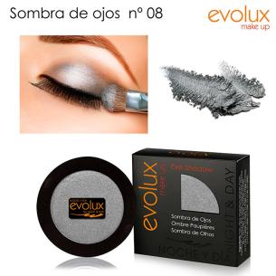 Sombra de ojos Evolux Nº8 -Eyes -Evolux Make Up