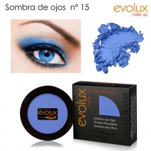 Sombra de ojos Evolux Nº15