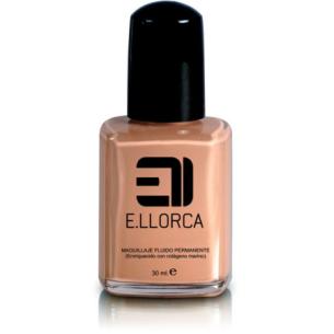 Maquillaje Fluido Permanente 5 Llorca -Face -Elisabeth Llorca