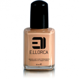 Maquillaje Fluido Permanente 6 Llorca -Face -Elisabeth Llorca