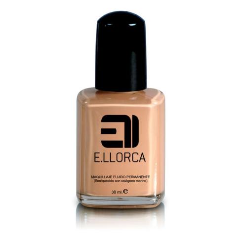 Maquillaje Fluido Permanente 6 Llorca