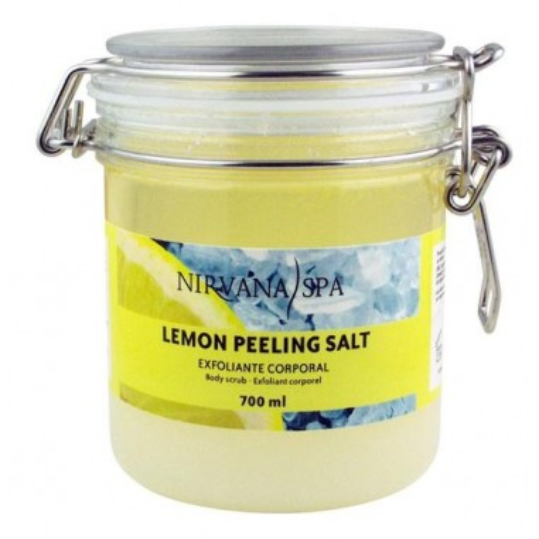 Peeling Limón y Sal Nirvana 500ml
