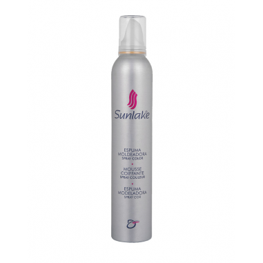Espuma color Gris Perla Sunlake 300ml