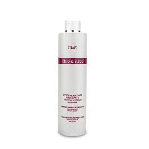 Milo D'Arco purifying moisturizing lotion 500ml -Creams and serums -Milo D'Arco