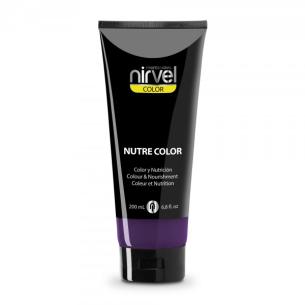 Nutre Color Violet 200ml -Dyes -Nirvel