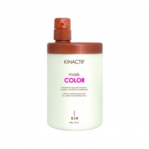 Kinactif Color Mask 900ml -Hair masks -Kin Cosmetics
