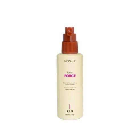Force Tónico Kinactif 150ml -Tratamientos para el pelo y cuero cabelludo -Kin Cosmetics