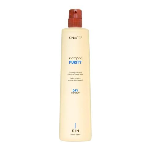 Purity Dry Champú Kinactif 1000ml -Champús -Kin Cosmetics
