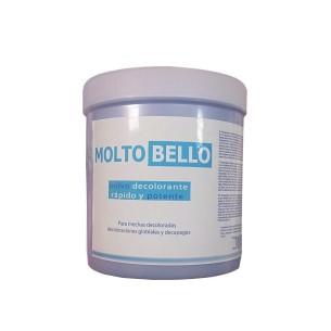 Decoloración Moltobello 500gr. -Decolorantes -Molto Bello