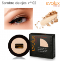 Sombra de ojos Evolux Nº2
