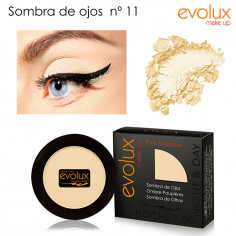 Sombra de ojos Evolux Nº11 -Eyes -Evolux Make Up